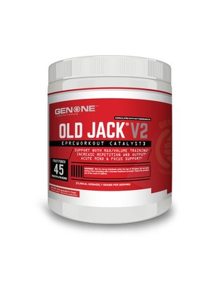GEN ONE OLD JACKED EXTREME