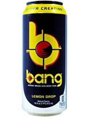 VPX BANG LEMON DROP single
