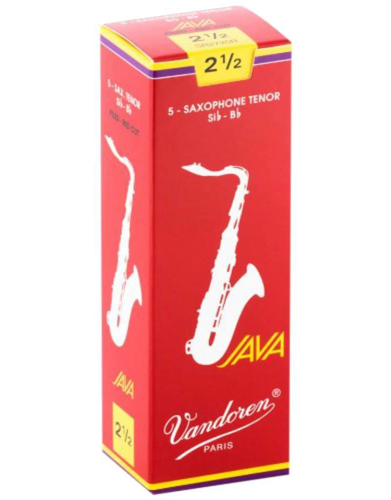 Vandoren Vandoren Red Java Tenor Sax Reeds