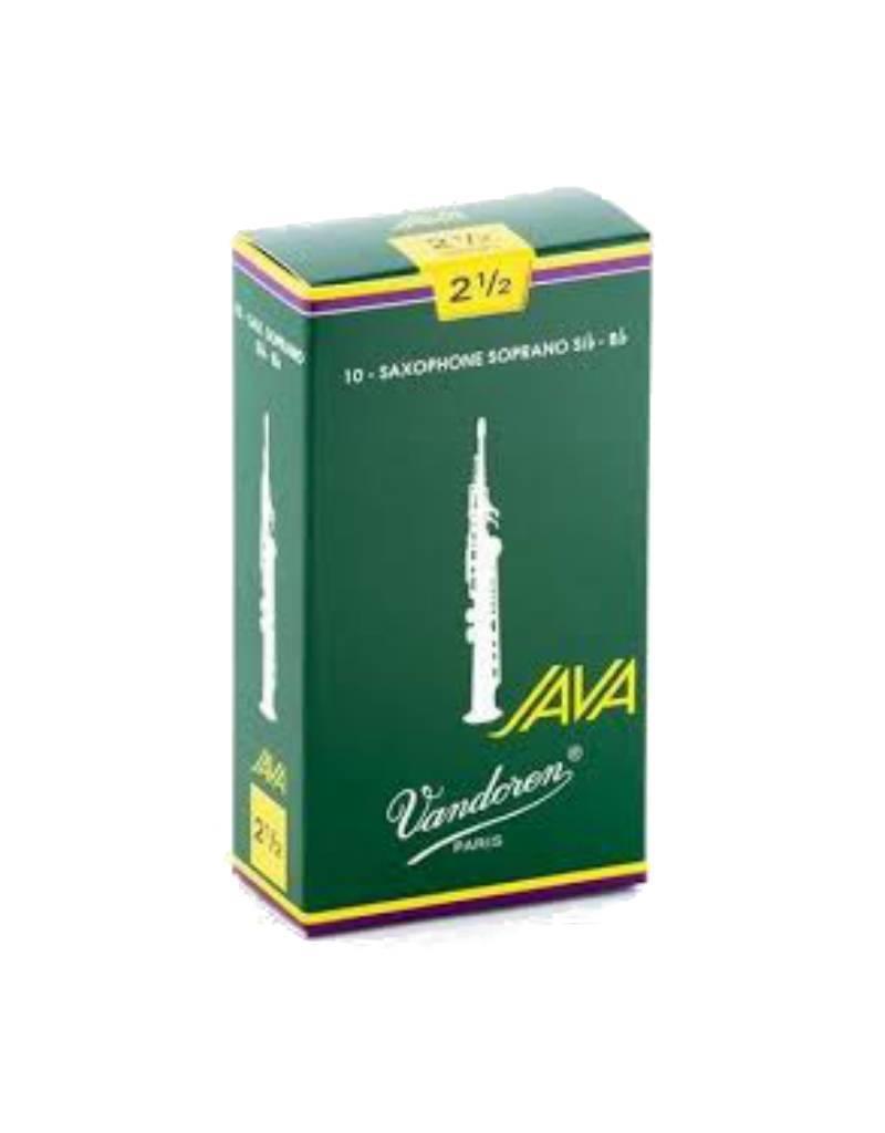 Vandoren Vandoren Java Soprano Sax Reeds