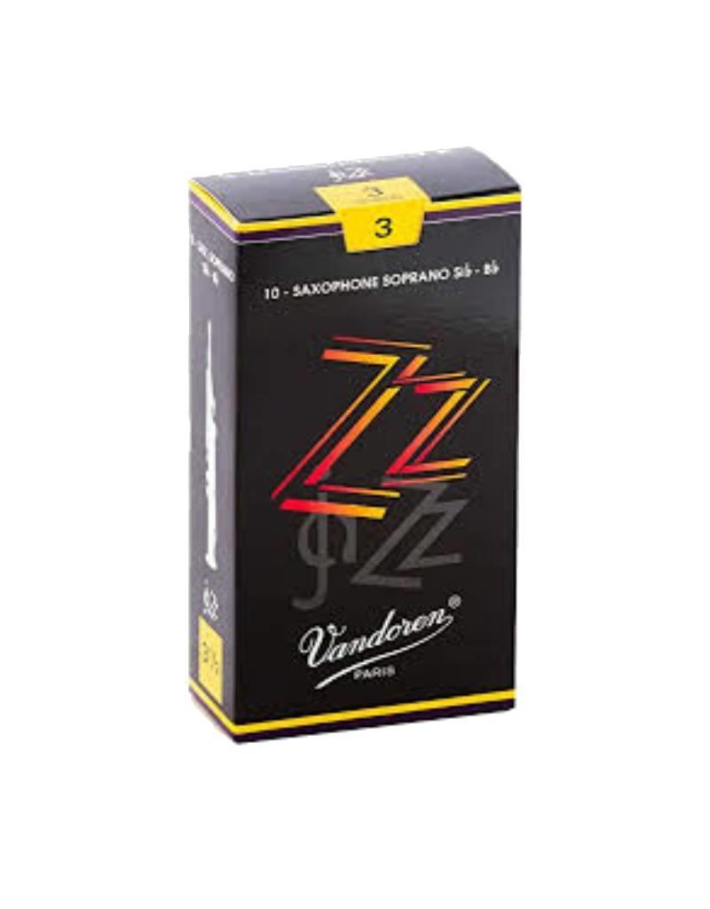 Vandoren Vandoren ZZ Soprano Sax Reeds