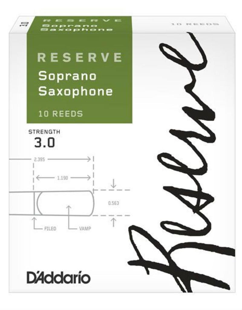 D'Addario D'Addario Reserve Soprano Saxophone Reeds