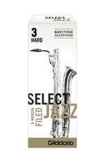 D'Addario D'Addario Select Jazz Filed Baritone Sax Reeds