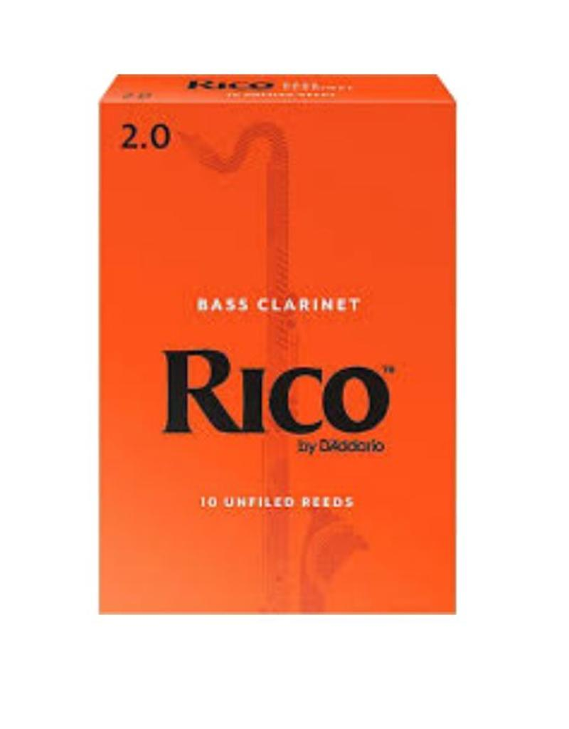 Rico Rico Bass Clarinet Reeds
