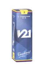 Vandoren Vandoren V21 Bass Clarinet Reeds