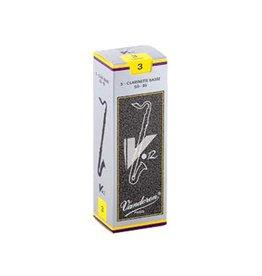 Vandoren Vandoren V12 Bass Clarinet Reeds