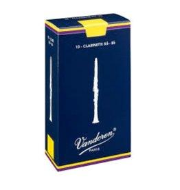 Vandoren Vandoren Traditional Clarinet Reeds