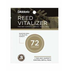 D'Addario D'addario Reed Vitalizer 72%