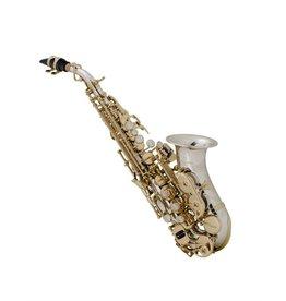 Yanagisawa Yanagisawa Curved Solid Silver Soprano Saxophone