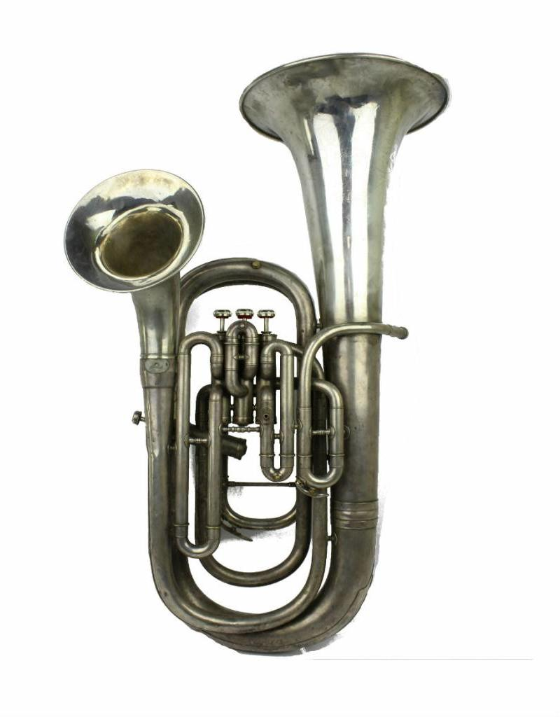 Conn Conn Double Bell Euphonium with Case