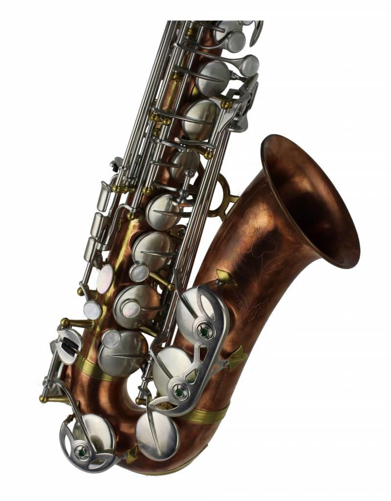 Rampone Rampone and Cazzani R1 Jazz Alto Saxophone Copper