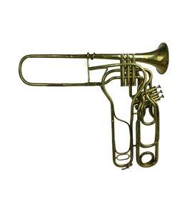 Adolphe Sax Six Valve Bb Tenor Trombone ca. 1895