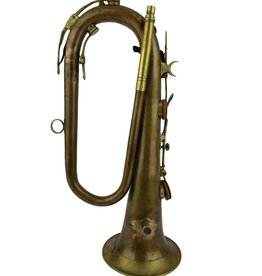 Anonymous Keyed Bugle in C, 7 Keys