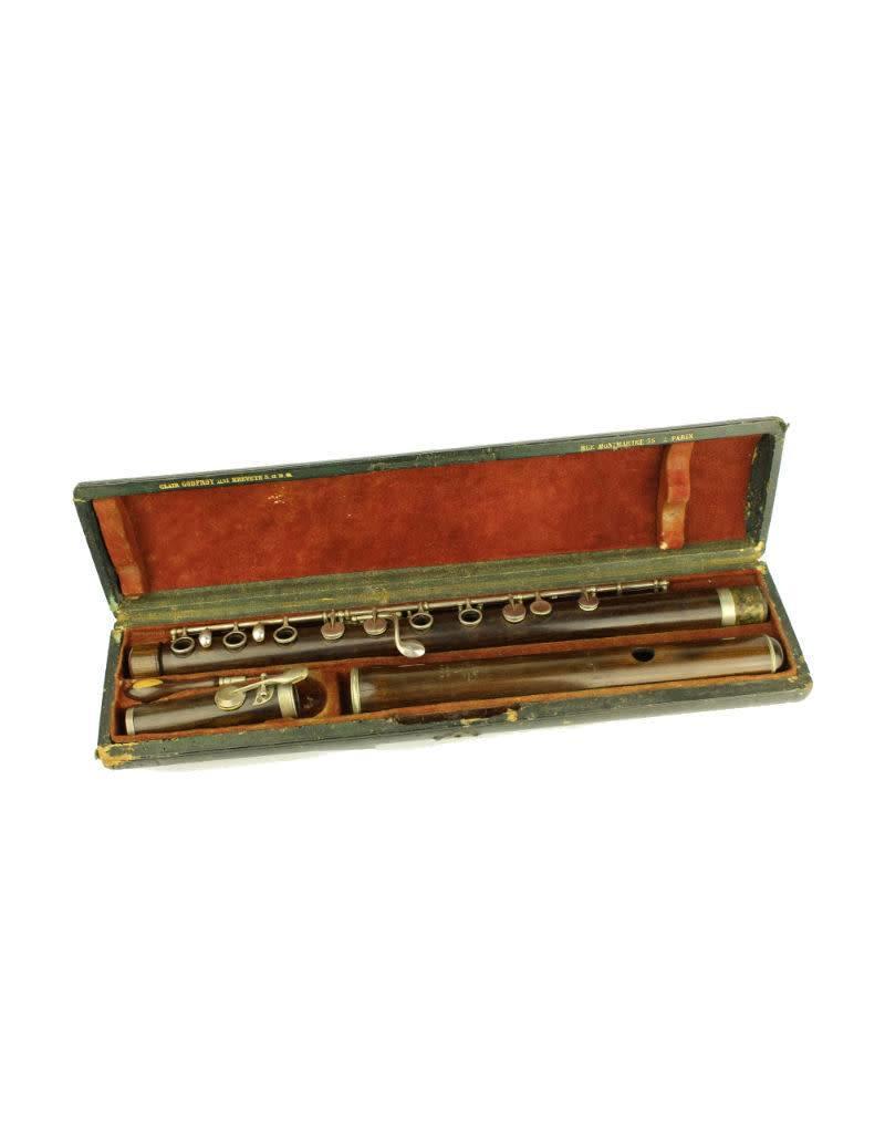 Godfroy Godfroy Wooden Flute