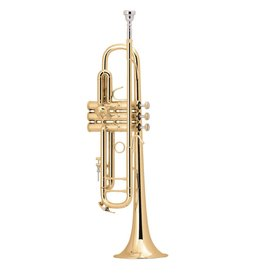 Vincent Bach Vincent Bach Stradivarius Lightweight Model 72, Gold Brass Bell
