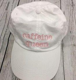 caffeine queen hat