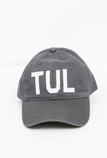 aviate TUL hat - charcoal