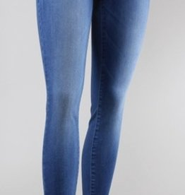 flying monkey lycra let out hem crop skinny reg rise jeans