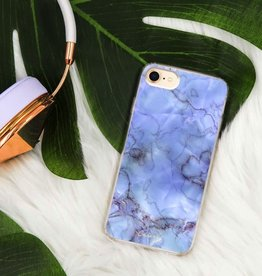 casery blue marble iphone case 8/7/6/6s