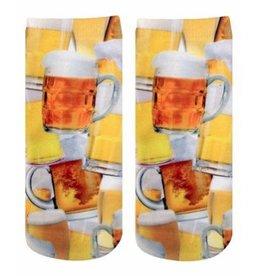 living royal beers for everyone ankle socks