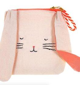 meri meri bunny pouch FINAL SALE