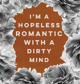 Calypso hopeless romantic card FINAL SALE