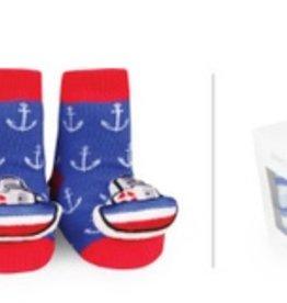 waddle tug boat rattle socks