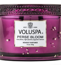 voluspa perse bloom 11 oz corta maison glass candle with lid boxes