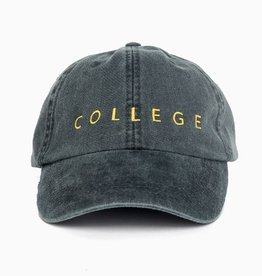 LivyLu navy with gold college cap FINAL SALE