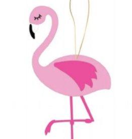 slant flamingo petite pinata