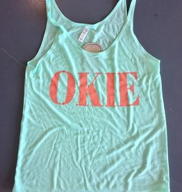 Opolis okie simple slouchy tank FINAL SALE