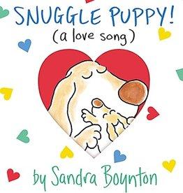 workman publishing snuggle puppy book