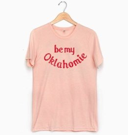 LivyLu adult be my oklahomie tee FINAL SALE
