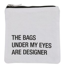 designer cosmetic bag FINAL SALE