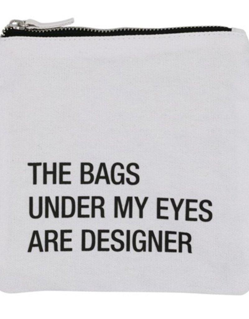 designer cosmetic bag FINAL SALE