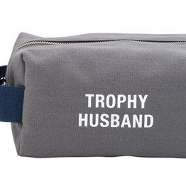 trophy husband dopp bag