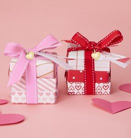 two's company set of 3 valentine's soaps