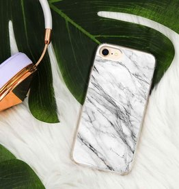 casery white marble iphone case 8/7/6/6s