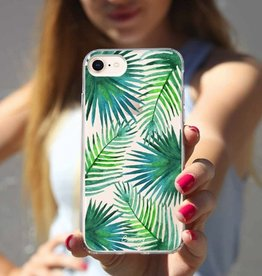 casery palm leaves iphone case 8/7/6/62
