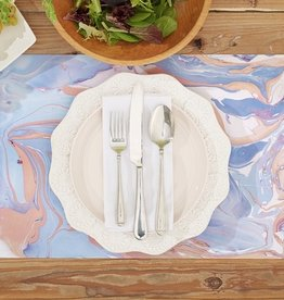 two's company Marble Pattern 40ct Placemat