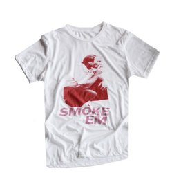 Opolis smoke em unisex tee