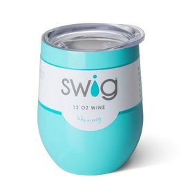 swig swig 12oz wine tumbler - ocean
