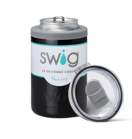 swig swig 12oz combo cooler - black