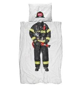 firefighter duvet set