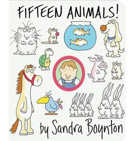 workman publishing fifteen animals book