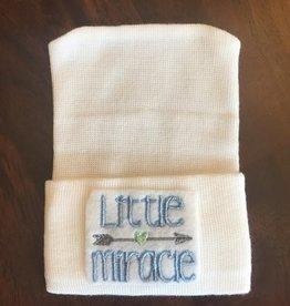 little miracle newborn hat