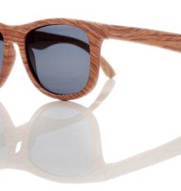 wood polarized kids sunglasses