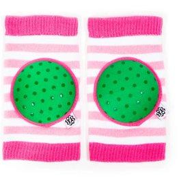 Bella Tunno hopscotch pink happy knees