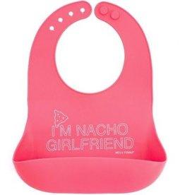 Bella Tunno nacho girlfriend wonder bib