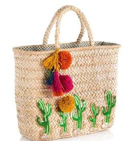 shiraleah cactus tote